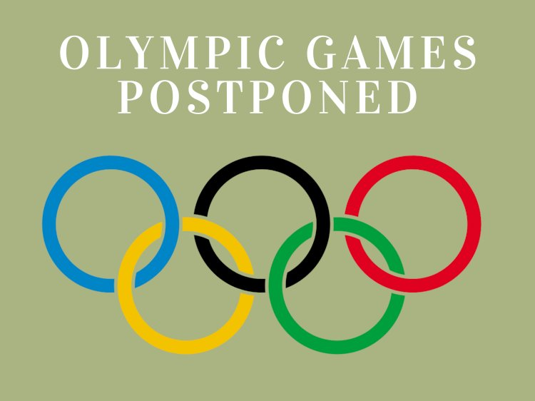 CORONA EFFECT : Now Olympic Games 2020 in Japan is postponed !